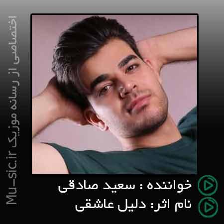 آهنگ دلیل عاشقی از سعید صادقی